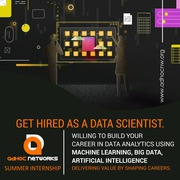 Register Today and Become Certified Data Scientist